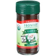 Frontier Herb Organic Ground Clove - Seasoning, 1.9 Ounce -- 6 per case.