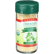 Frontier Herb Organic Ground Fenugreek Seed, 2.24 Ounce -- 6 per case