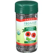 Frontier Herb Organic Whole Poppy Seed, 2.4 Ounce -- 6 per case
