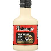 Johnnys French Dip Au Jus Sauce, 8 Ounce -- 6 per case.