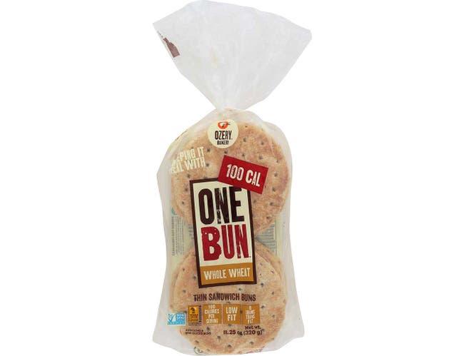 Ozery Bakery Whole Grain Wheat Pita Bread, 11.25 Ounce -- 48 per case.