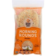 Ozery Bakery Morning Rounds Muesli Pita Bread, 12.7 Ounce - 6 per pack -- 6 packs per case.
