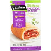 Gardein Meatless Pepperoni Pizza Pocket, 14.10 Ounce -- 6 per case.