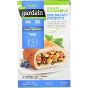 Gardein Eggless Scramble Breakfast Pocket, 14.1 Ounce -- 6 per case.