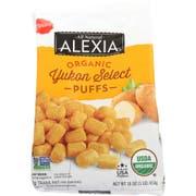 Alexia Foods Organic Yukon Select Puffs, 16 Ounce -- 12 per case.