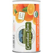 Cascadian Farm Organic Frozen Orange Fruit Juice Concentrate, 12 Ounce -- 12 per case.