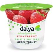 Daiya Strawberry Greek Yogurt Alternative, 5.3 Ounce -- 12 per case