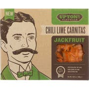 Uptons Naturals Chili Lime Carnitas Jackfruit, 10.6 Ounce -- 10 per case.