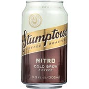 Stumptown Nitro Cold Brew Coffee, 10.3 Fluid Ounce -- 12 per case.