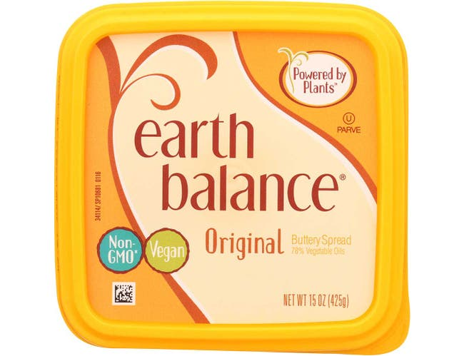 Earth Balance Natural Buttery Spread, 15 Ounce -- 18 per case.