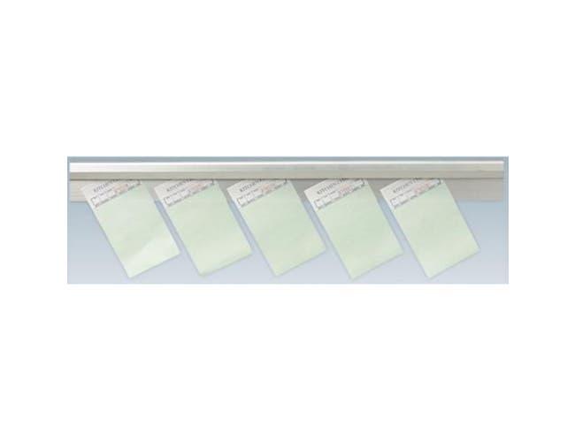 Co-Rect Aluminum Long Slide Order Rack, 8.25 x 2.625 x 1 inch -- 6 per case.