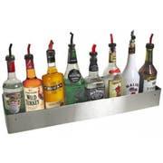Co-Rect Stainless Steel Speed Rack - Holds 8 Liter Bottle Holder, 33.375 x 14.25 x 8.75 inch -- 2 per case.