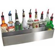 Co-Rect Stainless Steel Speed Rack - Holds 16 Liter Bottle Holder, 33.5 x 27.75 x 10.75 inch -- 3 per case.