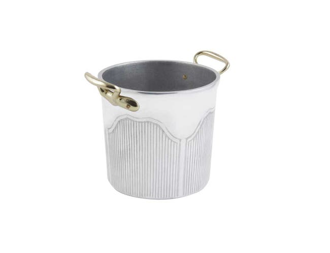Black Bon Chef Sandstone Champagne/Ice Bucket, 7 1/4 x 7 inch -- 1 each.