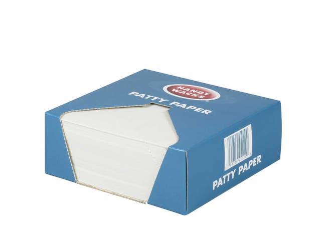 5.5X5.5 Patty Paper -- 24 case -- 1000 count