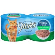 9 Lives Super Supper Ground Entree for Cat, 5.5 Ounce -- 24 per case.