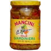 Mancini Mild Giardiniera, 12 Ounce -- 12 per case.