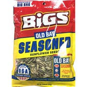 Bigs Old Bay Catch of the Day Seasoned Sunflower Seeds, 5.35 Ounce -- 12 per case.
