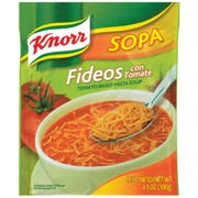 Knorr Tomato Based Noodles Pasta Soup, 3.5 Ounce -- 12 per case.