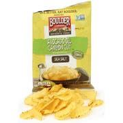 Boulder Canyon Avocado Oil Sea Salt Kettle Cooked Potato Chips, 1.65 Ounce -- 8 per case.