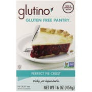Glutino Gluten Free Pantry Perfect Pie Crust Mix, 16 Ounce -- 6 per case.