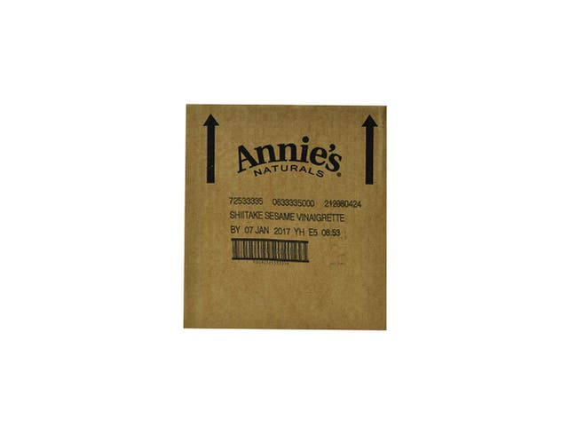 Annies Dress Shitake and Sesame, 8 Ounce -- 6 per case