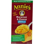 Annies Homegrown Macaroni and Cheese, 6 Ounce -- 12 per case