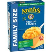 Annies Homegrown Organic Classic Macaroni and Cheese, 10.5 Ounce -- 6 per case