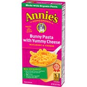 Organic Bunnies with Yummy Cheese, 6 Ounce -- 12 per case
