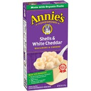 Shells and White Cheddar Macaroni Cheese, 6 Ounce -- 12 per case