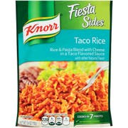 Knorr Fiesta Sides Taco Rice Side Meal, 5.4 Ounce -- 8 per case.