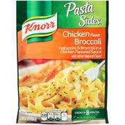 Knorr Pasta Sides Chicken Broccoli Side Meal, 4.2 Ounce -- 8 per case.