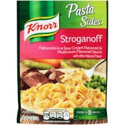 Knorr Pasta Sides Stroganoff Side Meal, 4 Ounce -- 8 per case.