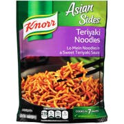 Knorr Asian Sides Teriyaki Noodles Side Meal, 4.6 Ounce -- 8 per case.