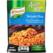 Knorr Asian Sides Teriyaki Rice Side Meal, 5.4 Ounce -- 8 per case.
