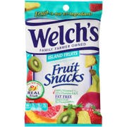Welchs Island Fruit Snacks, 5 Ounce -- 12 per case.