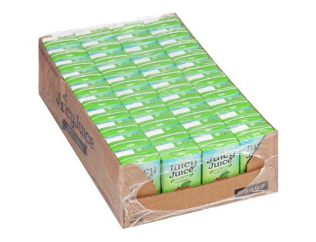 Juicy Juice - 100 Percent Apple, 4.23 Fluid Ounce -- 40 per case.