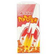 Great Western Action Popcorn Bag, 10 inch -- 1000 per case.