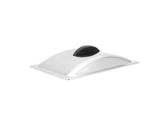 Vollrath PanaMax Universal Full Size Dome Cover Only, 21 x 13 x 4 1/2 inch -- 1 each.