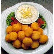 Tampa Maid Grade A Premium Breaded Scallop - 26/30, 3 Pound -- 4 per case.