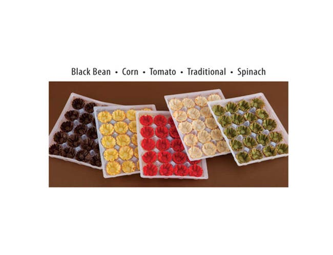 Athens Foods Mini Black Bean Fillo Shell -- 90 per case.