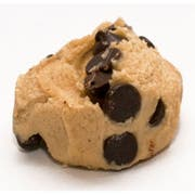 Davids Cookies Chocolate Chip Traditional Cookie Dough, 1.3 Ounce -- 240 per case.