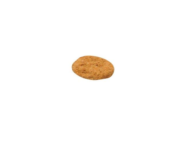 Advance Pierre Whole Grain Breaded Mini Chicken Breast Pattie, 1 Ounce -- 256 per case.