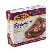 Dominex Eggplant Cutlets, 1 Pound -- 6 per case.