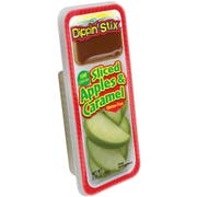 Reichel Foods Sliced Apple with Caramel Dippin Stix,6 count -- 6 per case.