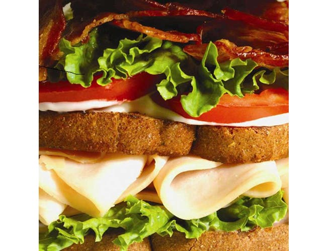Butterball Sliced Smoked Turkey Breast, 1 Pound -- 12 per case.