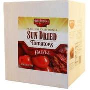 Bella Sun Luci Premium California Sun Dried Tomatoes Halves, 5 Pound -- 1 each.