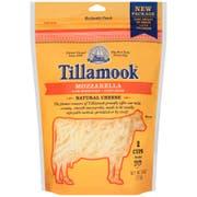 Tillamook Farmstyle Mozzarella Shredded Cheese, 8 Ounce -- 12 per case.