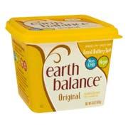 Earth Balance Original Buttery Spread, 15 Ounce -- 6 per case.