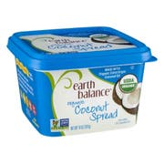 Earth Balance Organic Coconut Spread, 10 Ounce -- 6 per case.